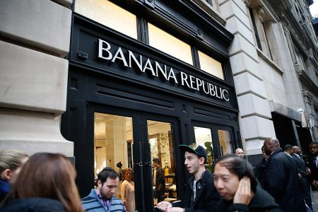 Banana Republic Celebrates International Women's Day With Its First Equality Capsule