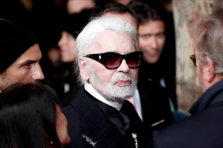 Haute-couture designer Karl Lagerfeld has died aged 85 in Paris. A black day in fashion