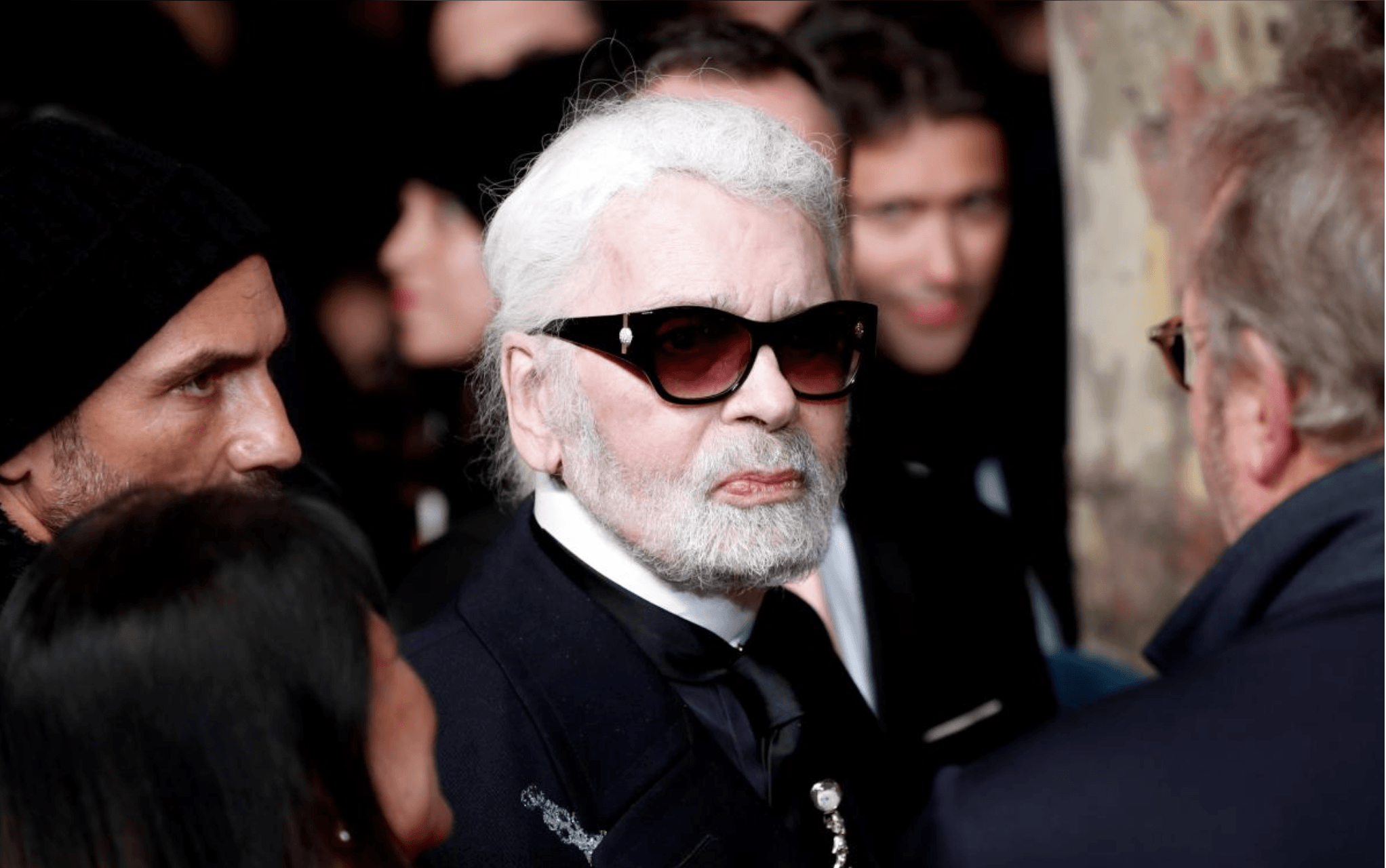 Haute Couture Designer Karl Lagerfeld Has Died Aged 85 In Paris A Black Day In Fashion The Ritz Herald