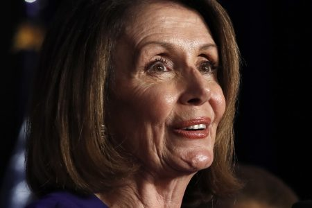 House Speaker Nancy Pelosi Named 'VH1 Trailblazer Honors' Recipient