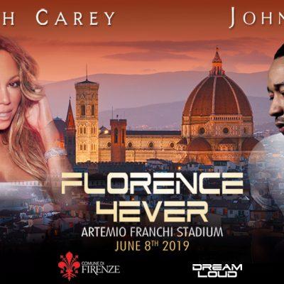 Mariah Carey and John Legend to Headline Florence4Ever