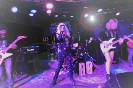 Toronto Indie Metal Underdogs Receive Critical Acclaim and Enter Rock Charts @#14