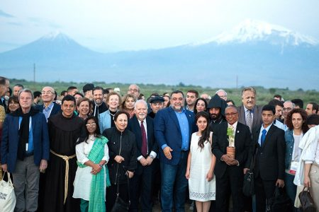 111 Prominent Individuals From Around the World Became Aurora Forum Goodwill Ambassadors