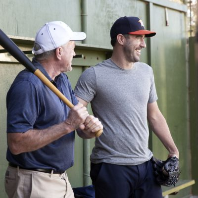 Champion Baseball Pitcher Justin Verlander Signs on with FLONASE® Allergy Relief for a Second Season