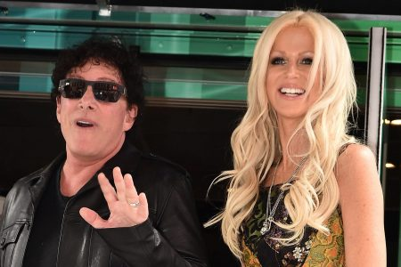 Journey Founder NEAL SCHON'S wife MICHAELE SCHON Allegedly Assaulted by Live Nation Hired Security Guard