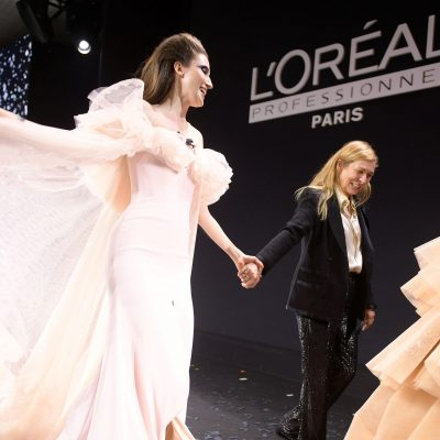 L'Oréal Professionnel Kicks Off Its 110 Year Anniversary Celebrations With a Star-studded Opening Party at the Iconic Carrousel Du Louvre in Paris