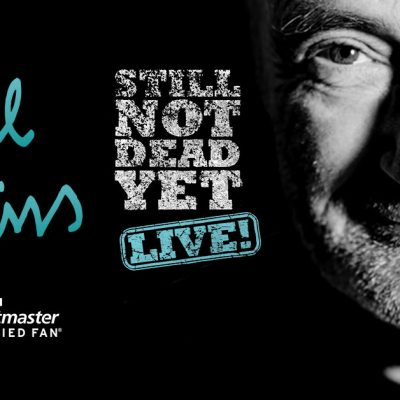 Phil Collins… Still Not Dead Yet, Live! The Legend Returns To The U.S. For Exclusive 2019 Run