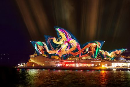 Vivid Sydney 2019 Enters a New Decade of Innovation and Creativity
