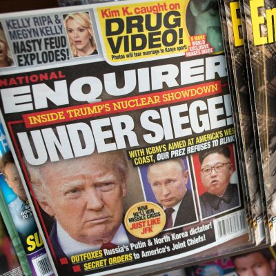 American Media, LLC Reaches Agreement To Sell Tabloids, Including National Enquirer, To Hudson Media