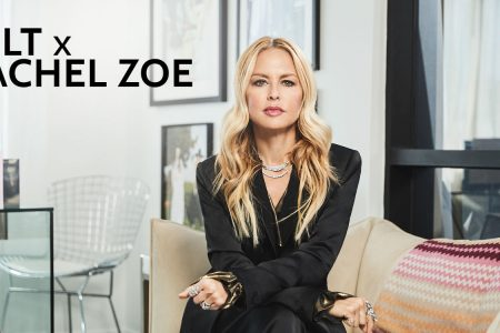 Gilt Launches Partnership with Rachel Zoe
