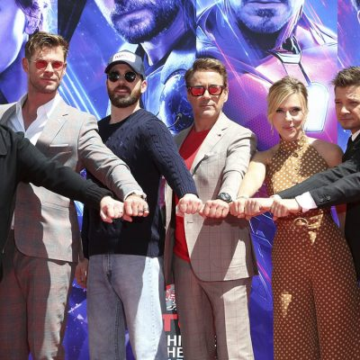 Marvel Studios' Avengers: Endgame Nearly Doubles IMAX All-Time Worldwide Opening Box Office Record With $91.5 Million