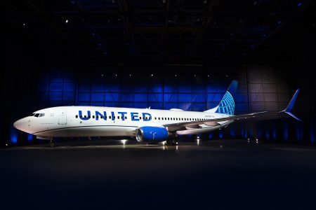 Out with the Gold, in with the Blue – United Airlines Unveils its Next Fleet Paint Design