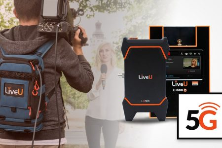 AT&T and LiveU Team Up on 5G for Live News and Sports Broadcasts