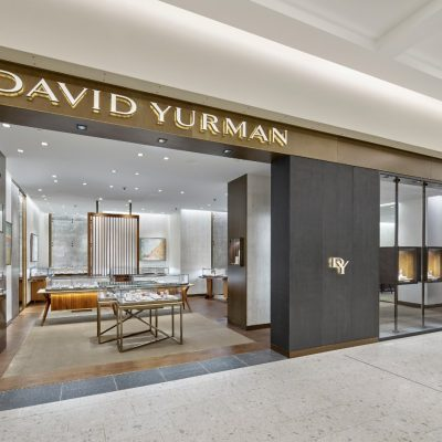 David Yurman Announces Opening Of New Boutique At Holt Renfrew Ogilvy In Montreal