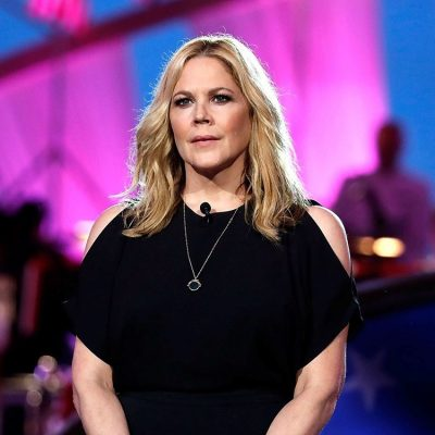 Mary McCormack Joins As Co-Host For 30th Anniversary Broadcast Of PBS' National Memorial Day Concert Live From The West Lawn Of The U.S. Capitol Building