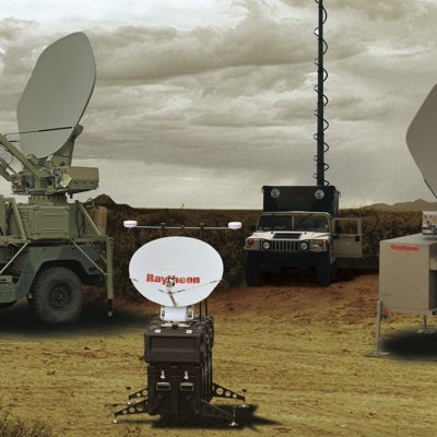 Raytheon delivering WiFi to the front lines