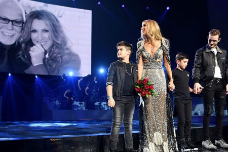 Celine Dion Concludes Her Groundbreaking Las Vegas Residency At The Colosseum At Caesars Palace