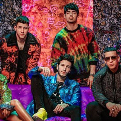 "Sebastián Yatra Premieres New Single ""RUNAWAY,"" In Collaboration With Jonas Brothers, Daddy Yankee, And Natti Natasha"