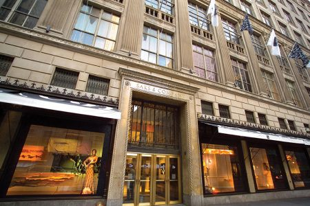 Saks Fifth Avenue Unveils Unprecedented Men's Shoe Experience At New York City Flagship