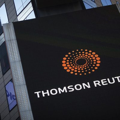 Thomson Reuters and Blackstone in Discussions with London Stock Exchange Group Regarding the Refinitiv Business