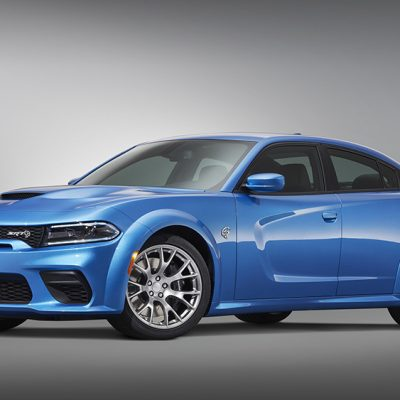 Dodge Debuts Limited-production 717-horsepower Daytona 50th Anniversary Edition on New 2020 Charger SRT Hellcat Widebody