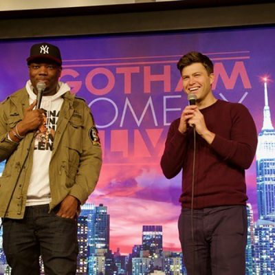 Saturday Night Live Comedians Help Raise Money for Stomach Cancer Research at DDF's 5th Annual New York Night of Laughter