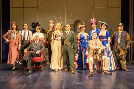 Cagney The Musical: Expanded Broadway-Bound Production Debuts in Salt Lake City