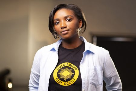 2019 National Gold Award Girl Scouts: The Next Wave of Activists and Change-Makers