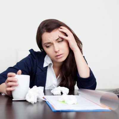 9 In 10 Employees Come To Work Sick