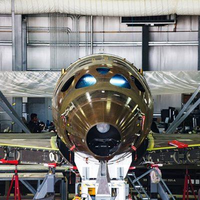 Boeing Invests in Human Spaceflight Pioneer Virgin Galactic