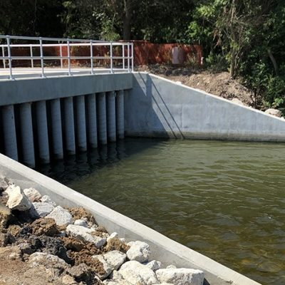 Jones|Carter Wins APWA Environmental Project of the Year for the Dallas Salmon Wastewater Treatment Plant in League City