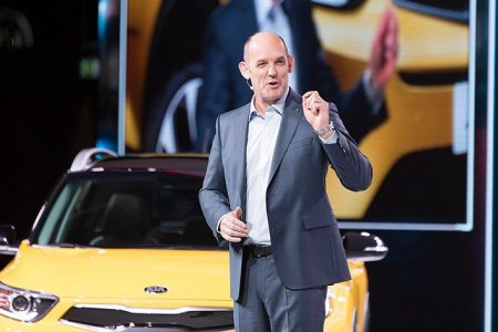 Michael Cole Appointed President Of Kia Motors America