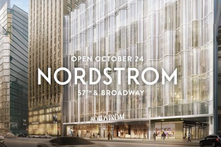 Nordstrom Expands In New York City With Opening Of Flagship Store
