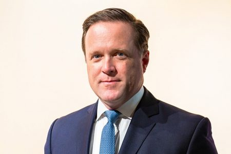 Sotheby's Names Charles F. Stewart Chief Executive Officer