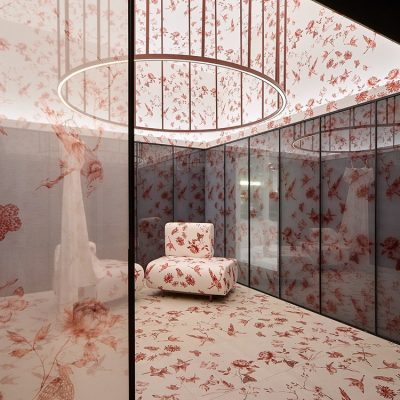"Sulwhasoo opens 2019 Sulwha Cultural Exhibition ""Micro-sense: House of Pattern"" in Seoul"