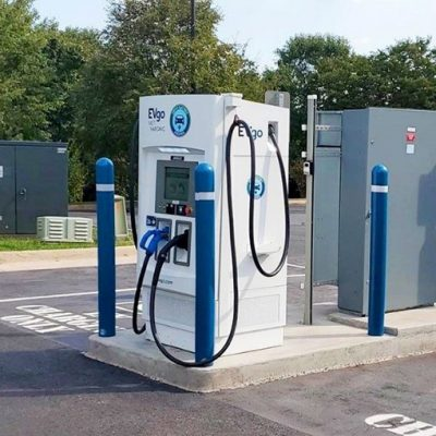 Virginia Department of Environmental Quality and EVgo Announce Opening of First DC Fast Chargers in Statewide Charging Network