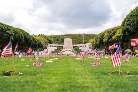 Wreaths Across America to Host Hawaii Ceremony and Ceremonial Wreath Placements in Honor of the 75th Anniversary of the WWII Pacific Landings