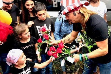 Bret Michaels, Music Icon, To Receive Humanitarian Of The Year Award