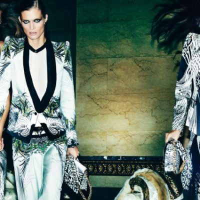 Dubai Property Tycoon Acquires Italian Fashion Brand Icon Roberto Cavalli