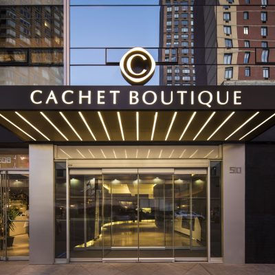 Live Nation signs deal to procure world-class concerts, shows and events at the Cachet Hotel in New York City