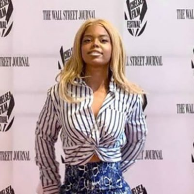 Monet Merchand Makes Appearance at Chelsea Film Festival Women in Power 2019