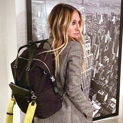 Samsonite & Sarah Jessica Parker Carried Away Convertible Bag Selected As One Of This Year's Oprah's Favorite Things