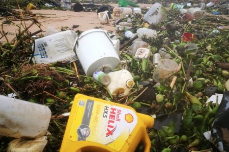 Shell Uses Plastic Waste to Produce Chemicals