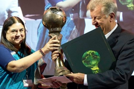 The Energy Globe Award, the World's Most Prestigious Environmental Prize, Has Been Awarded to the Best Solutions for Combating Climate Change