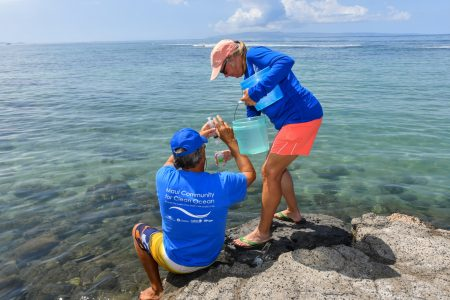 Clean Ocean Water Viewed as a Priority to Help Mauiʻs Corals Survive Warming Ocean Temperatures and Coral Bleaching