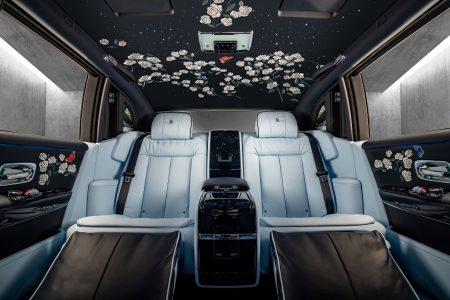 The Million Stitch Rolls-Royce Rose Phantom