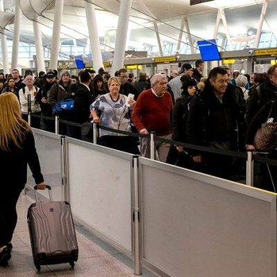 U.S. Airlines Expected to Fly 47.5 Million Travelers During the 2019 Holiday Season