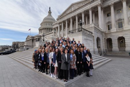 Advocacy Efforts Inspire Congress to Pass Spending Bills That Include Stomach Cancer