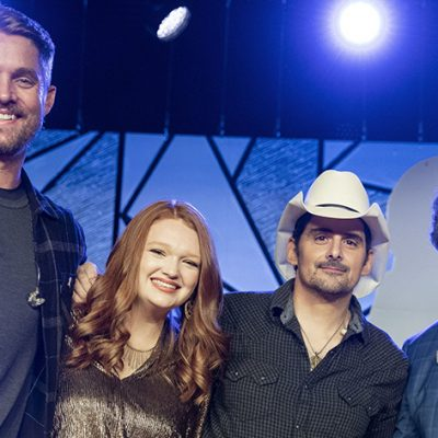 Brad Paisley Makes Surprise Appearance, Performs at Country Cares for St. Jude Kids