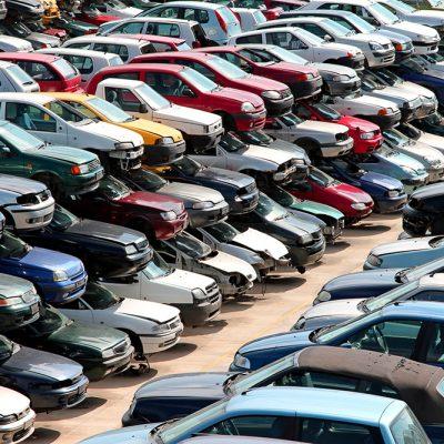 California's Underground Economy of Unlicensed Auto Dismantling Surging